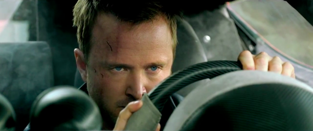 Aaron Paul in 'Need for Speed'