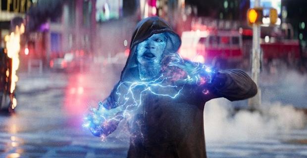 Jamie Foxx as 'Electro'