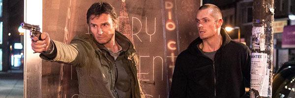 Liam Neeson and Joel Kinnaman in 'Run All Night'