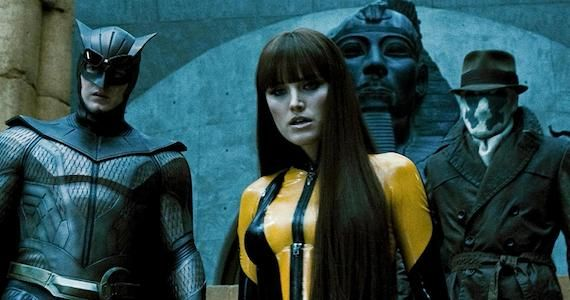 A Still from 'Watchmen'
